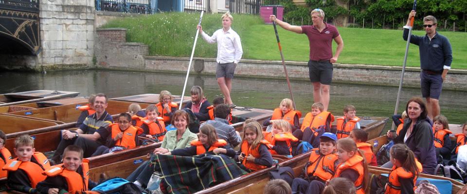 Whitehall Independent School Cambridgeshire Trips