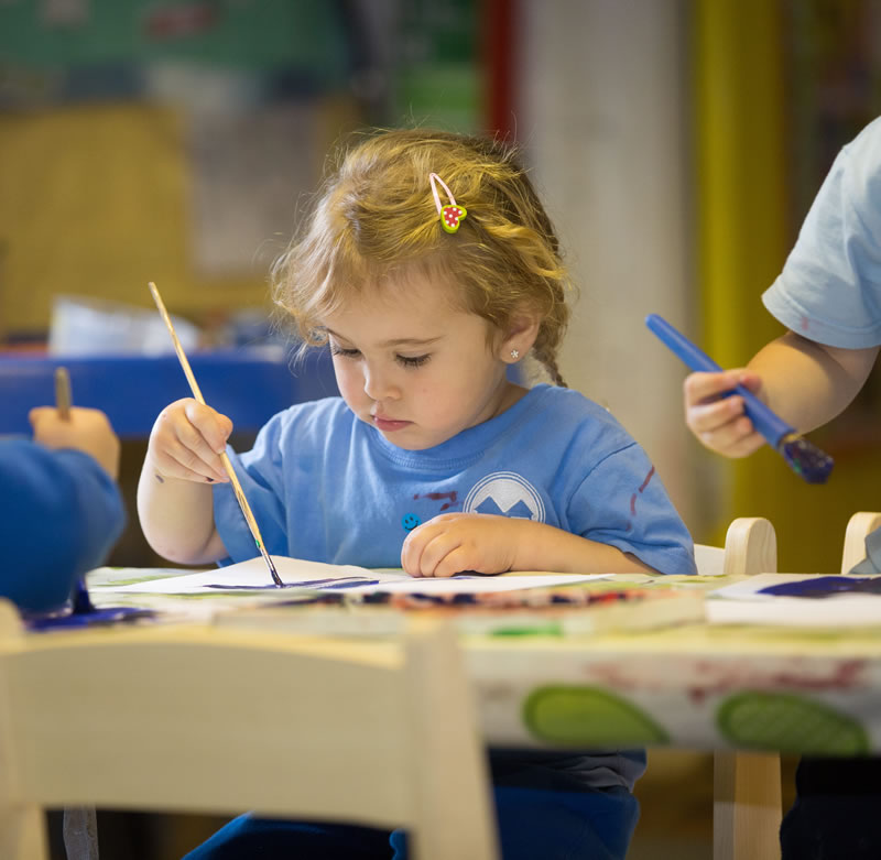Nursery preschool Huntingdon Cambridge